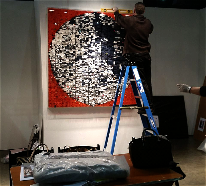 Art Exhibit and Installation services