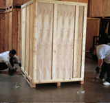 custom crating, packing and shipping services. Serving the NY,NJ,CT Metro area and the East Coast