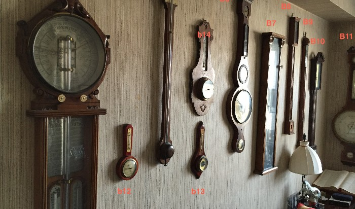 antique barometers require special attention to ship across the country and Goodman Packing & Shipping has the skills and experience